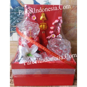 Parcel Imlek & Hampers Chinese New Year 2018 Kode: GC02